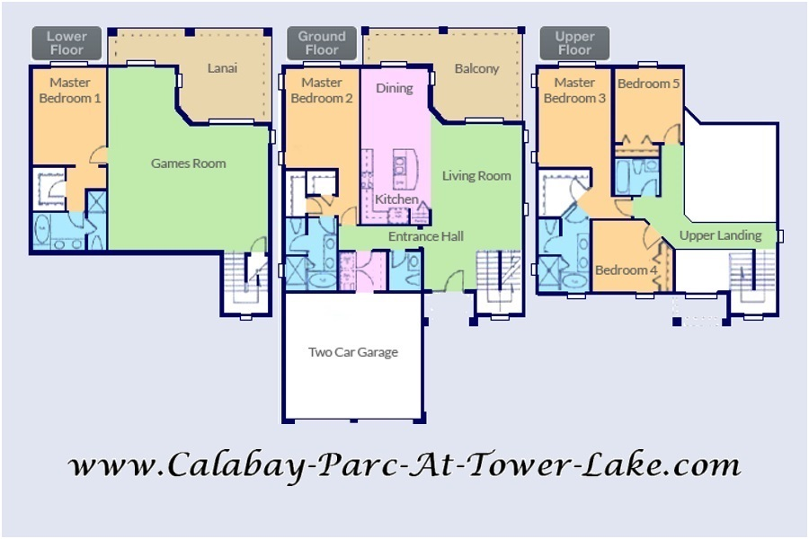 Calabay Parc At Tower Lake
