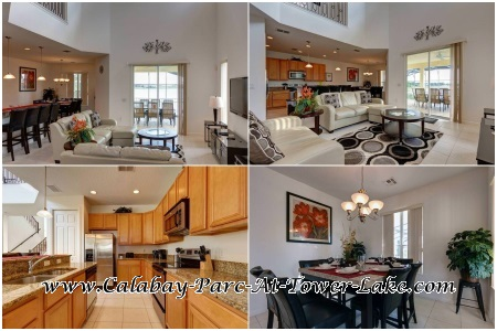 Calabay Parc At Tower Lake - Spacious Luxury Living
